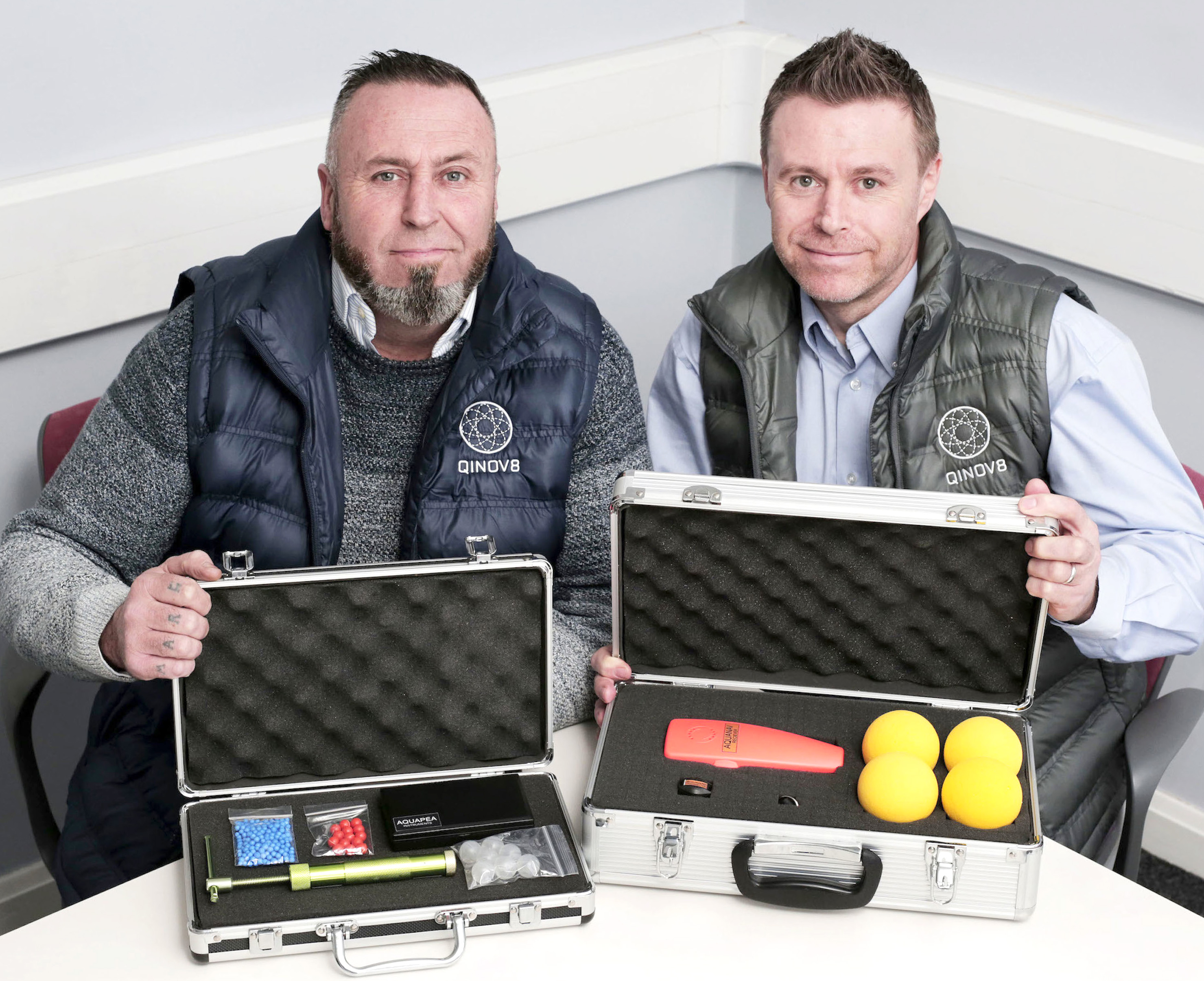Michael (Left) And Mark Quinn...Innovation (2)
